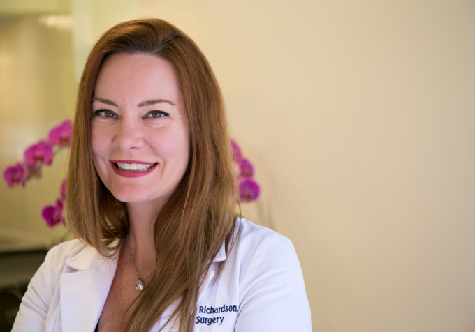 Dr. Heather Richardson mastectomy surgeon los angeles